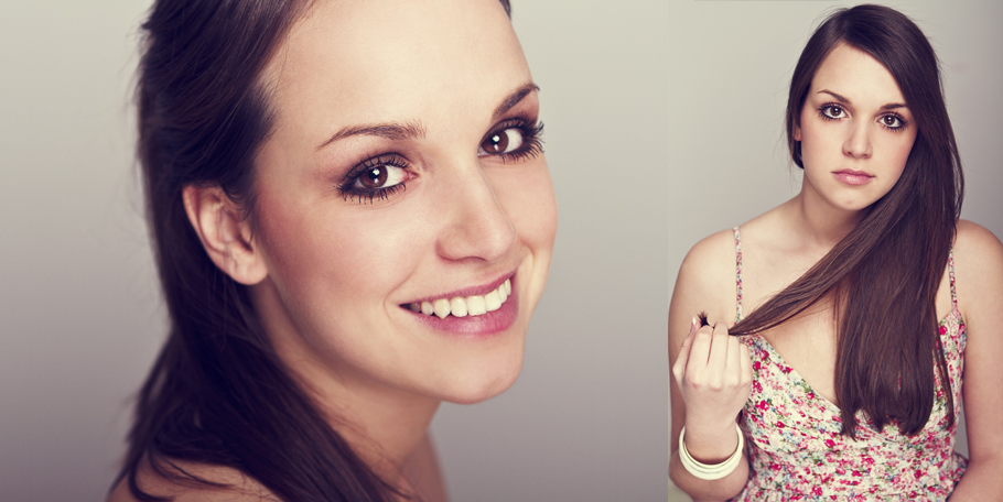 Lachen Fotoshooting Beauty Soest